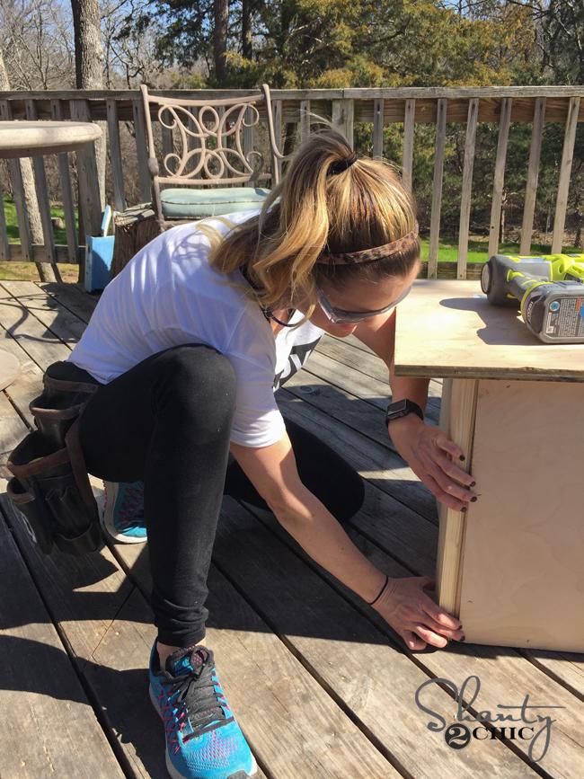 trim-side-of-bench