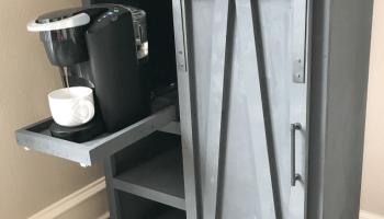 DIY Barn Door Hardware - Only $20 Custom Hardware - Shanty2Chic