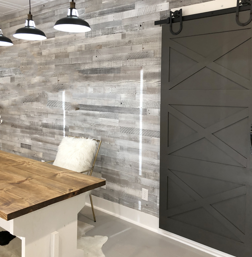 DIY Sliding Barn Door HACK!