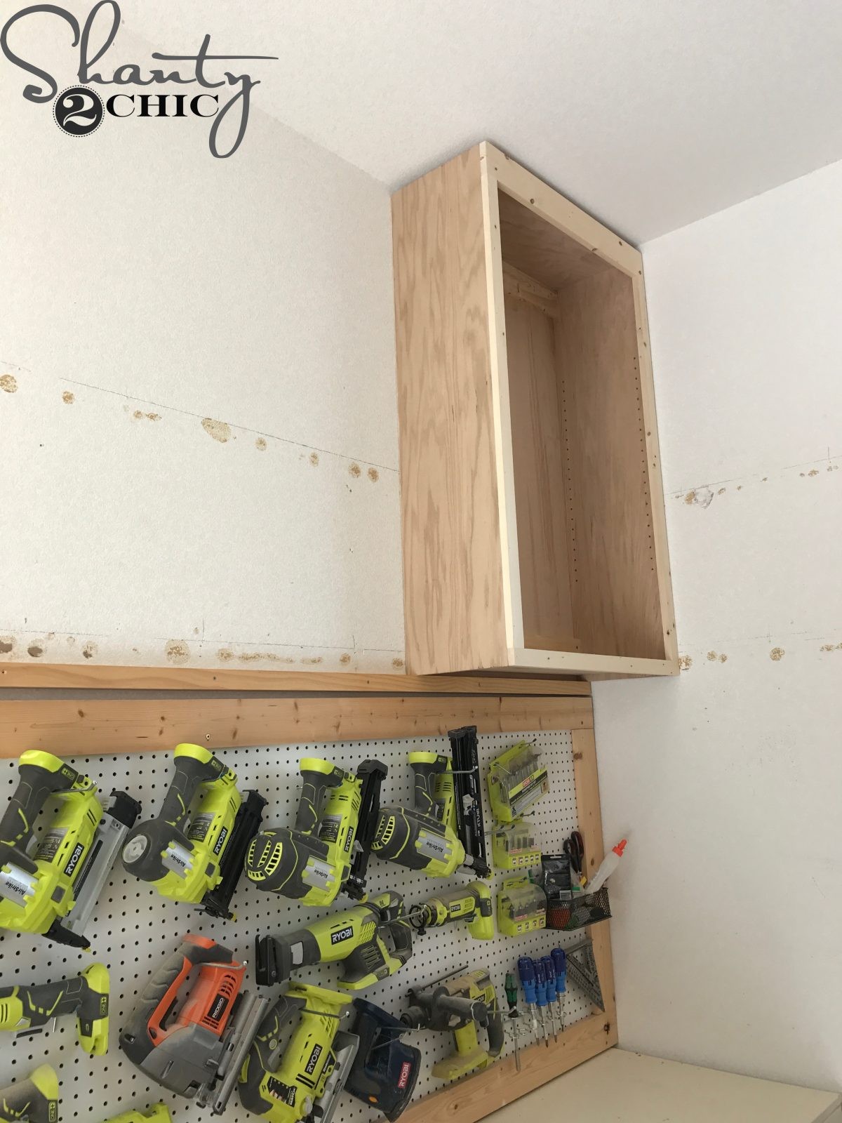 Exceptionnel DIY Cabinets