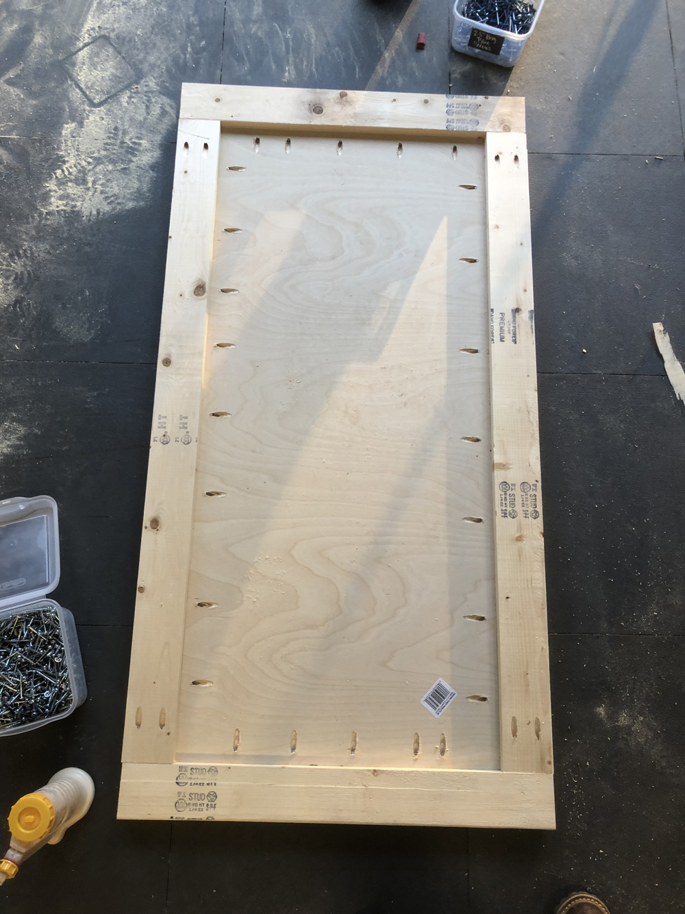 DIY Barn Wood Cart Coffee Table For $50 - Free Plans ...