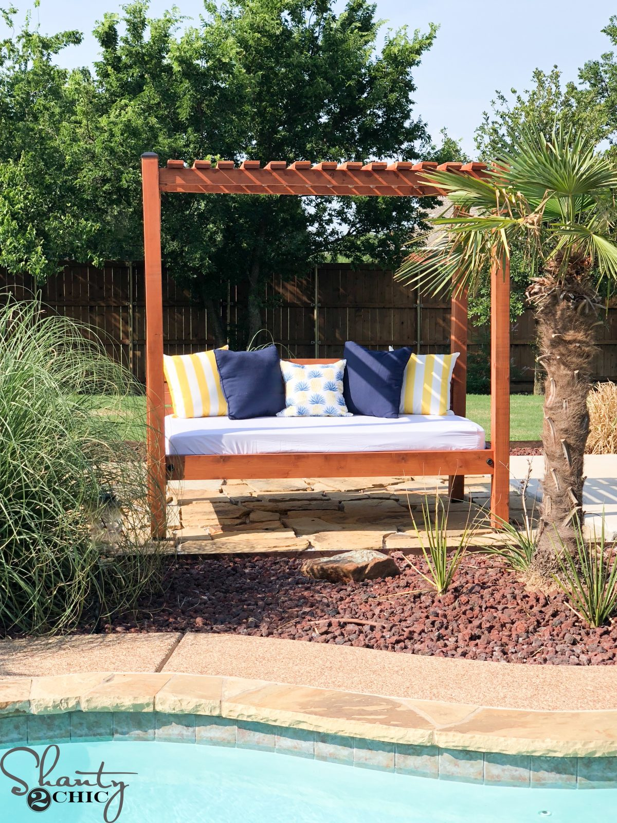 - DIY Outdoor Day Bed For About $200 - Shanty 2 Chic