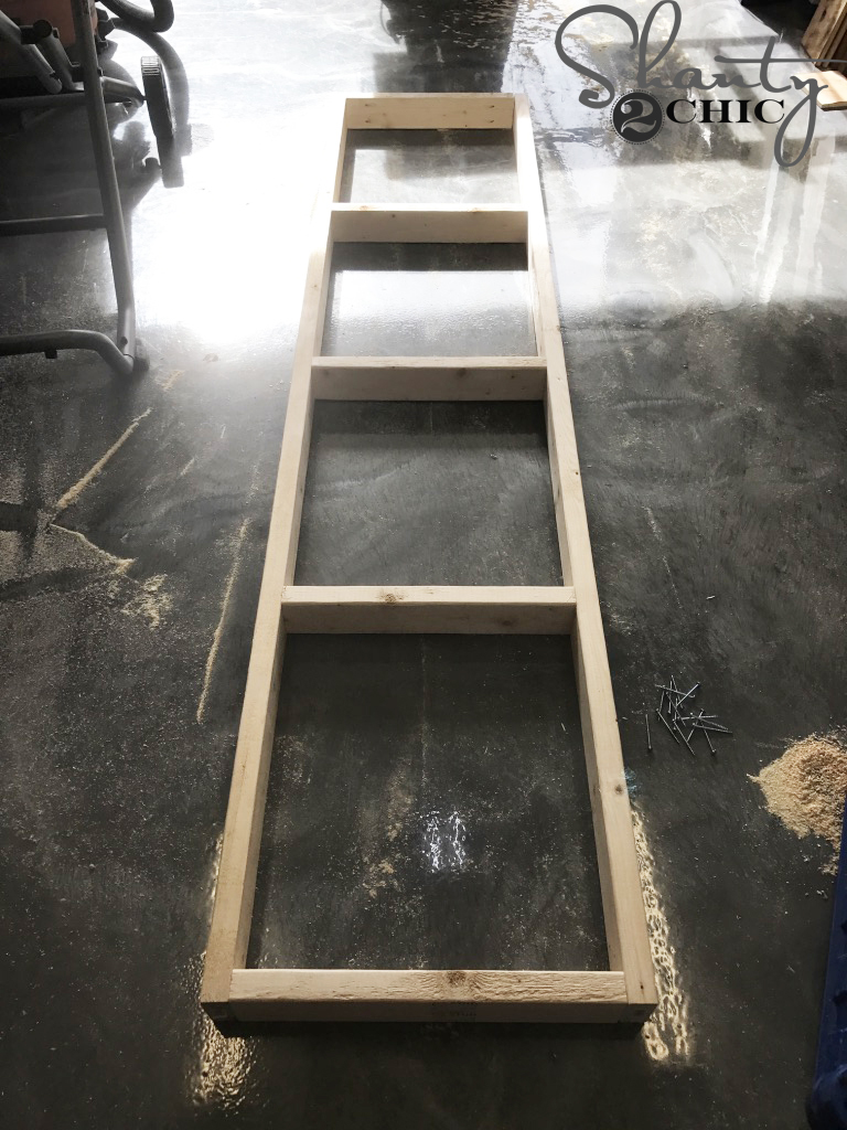 DIY Lumber Cart