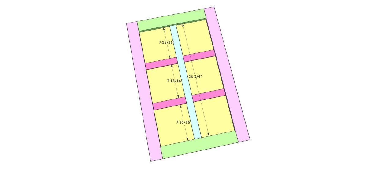 DIY Modern Farmhouse Cabinet
