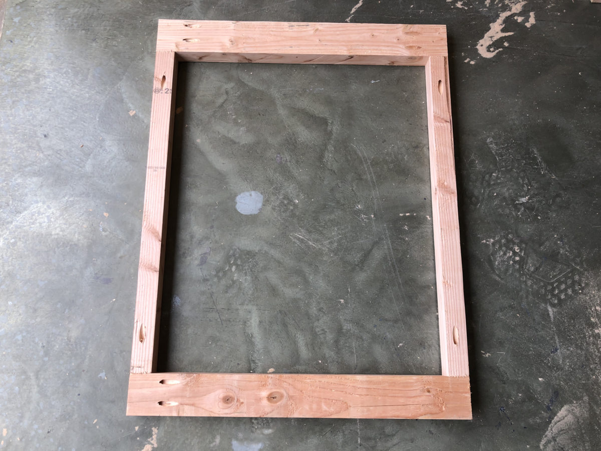 Diy Dog Crate Console Shanty 2 Chic
