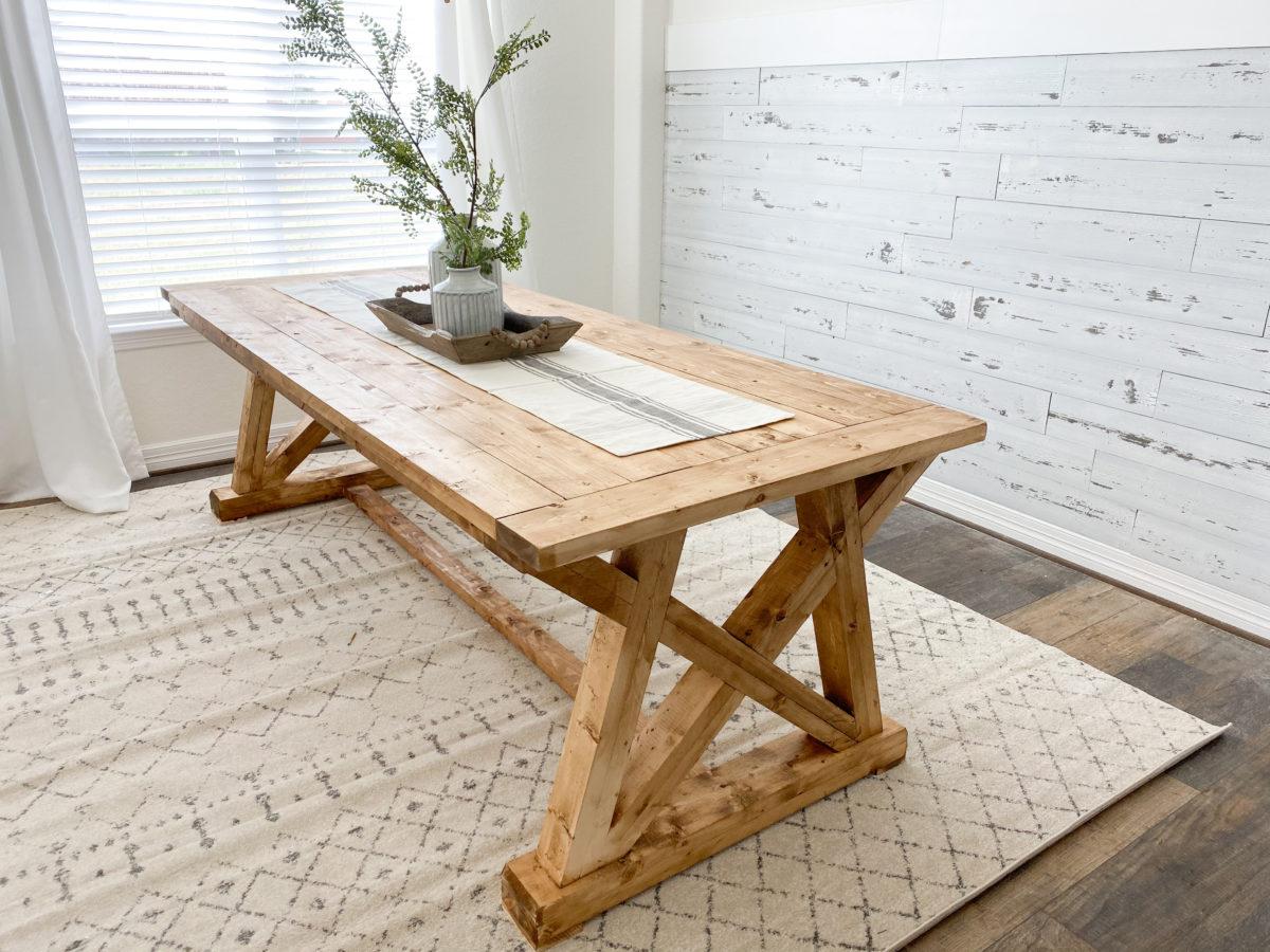 diy wood wall decor.htm diy angle base dining table shanty 2 chic  diy angle base dining table shanty 2 chic