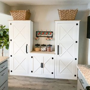 DIY Pantry Cabinet