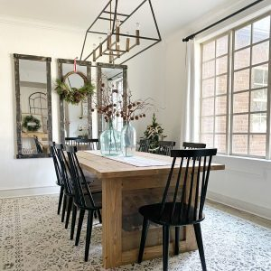 DIY Dining Table By Shanty2CHic