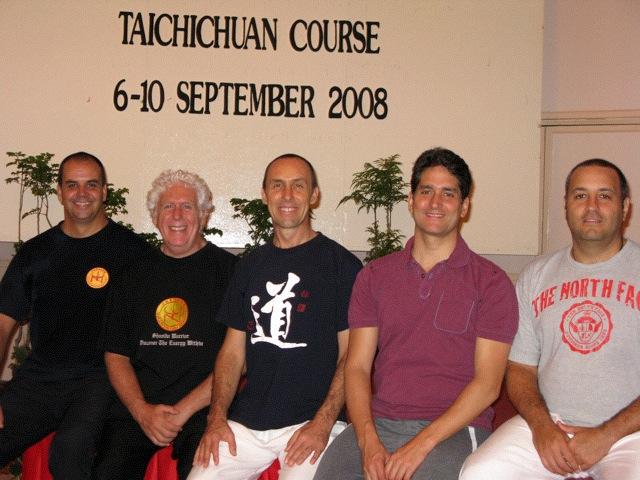 Intensive Taijiquan Course, Penang 2008