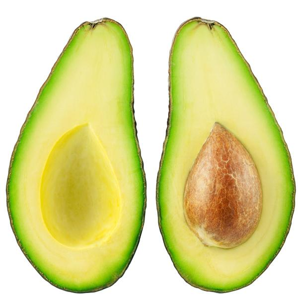 AVOCADOS help flatten your belly