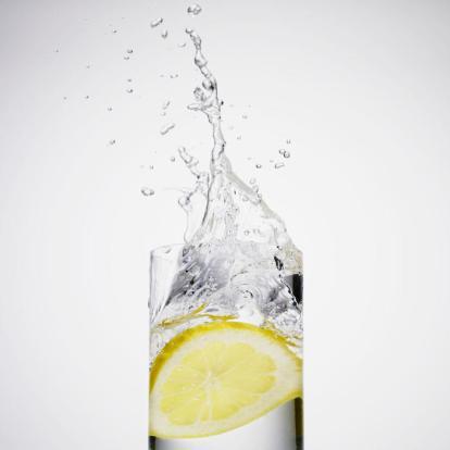 Image result for lemon water elle