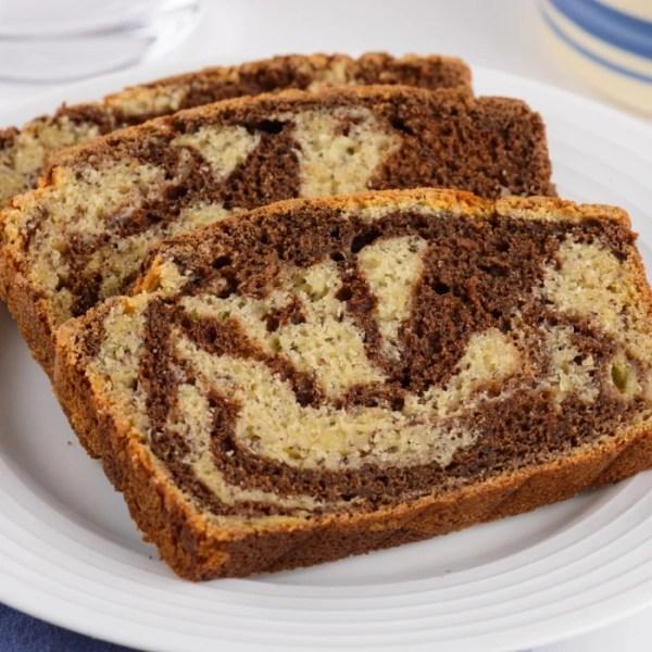 Συνταγή για αφράτο κέικ μαρμπέ