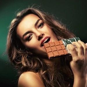 Φάε λίγη σοκολάτα