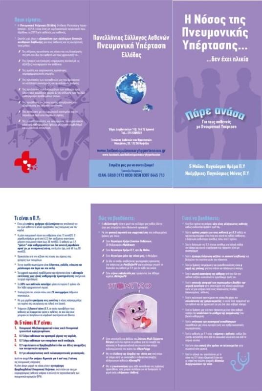 Μάθε τα πάντα για την πνευμονική υπέρταση