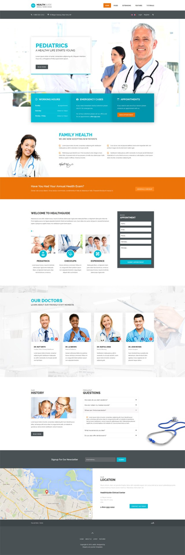Joomla Template By Shape5