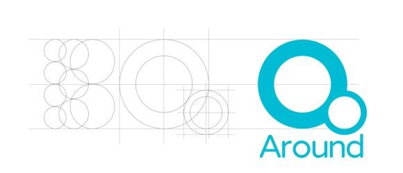 around-logo-grid