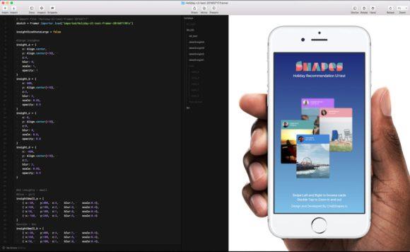 framer-interface