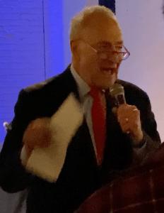 Senator Chuck Schumer @ShapeShifter Lab