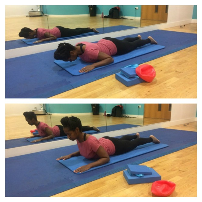 Pilates exercise for beginers