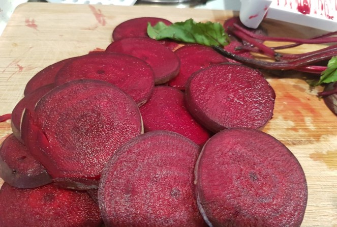 cook beetroot from raw