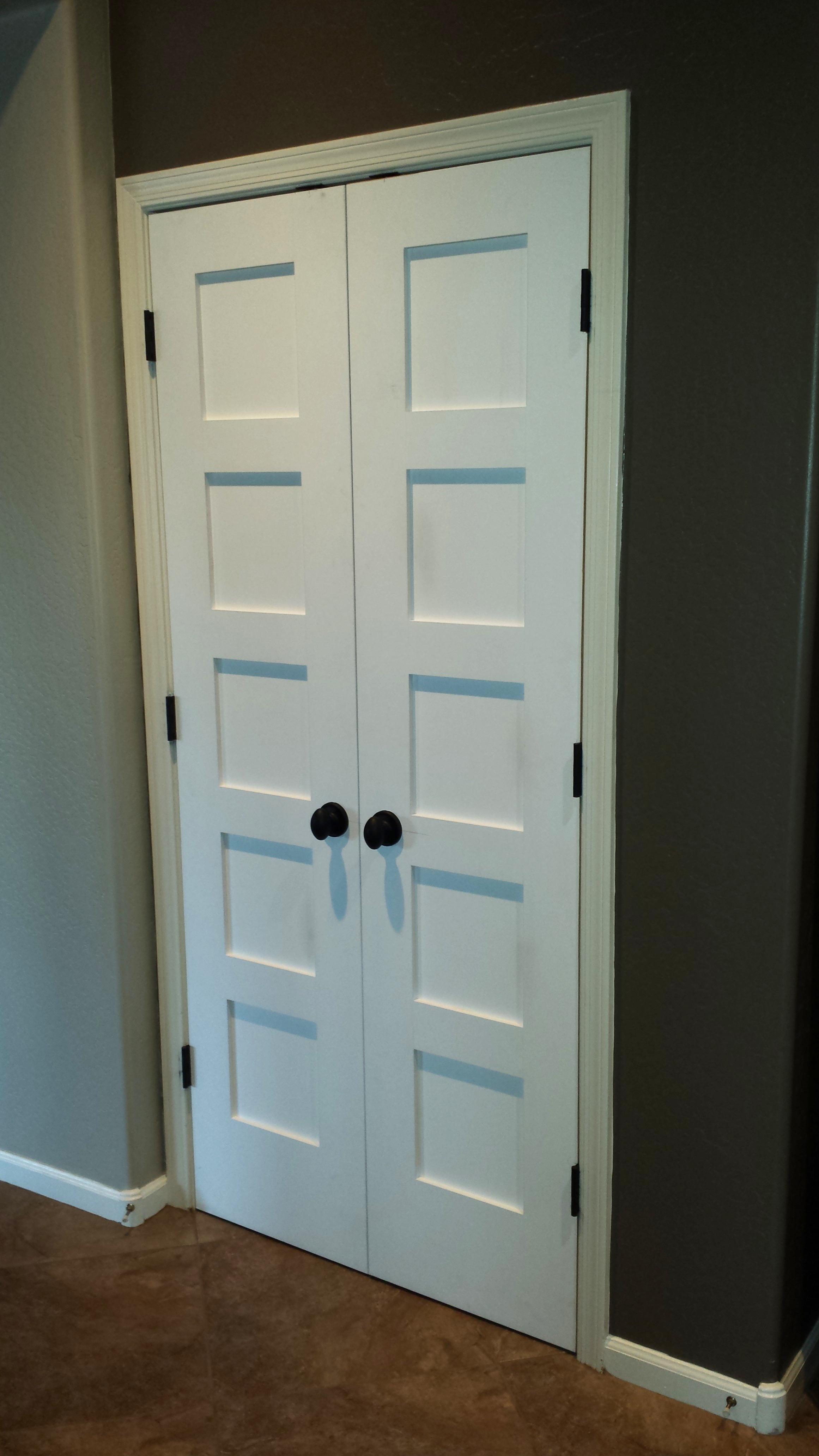 Replacing Interior Hollow Core Doors With Solid Shaker