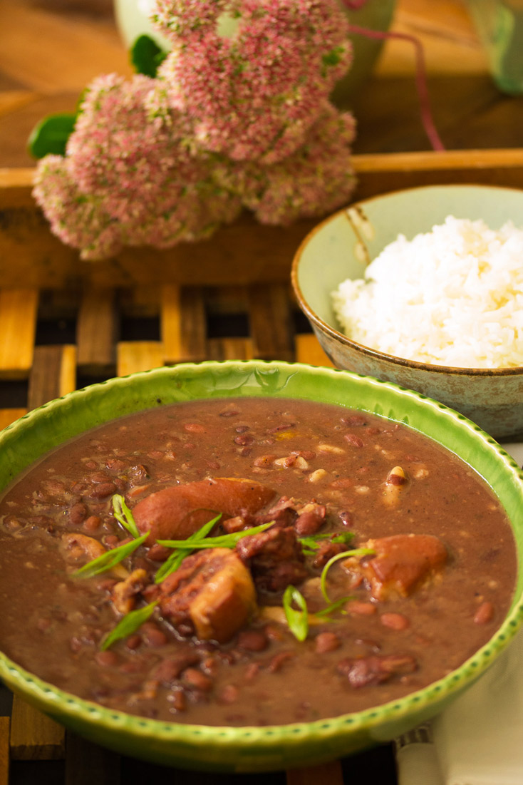 how to make stew peas soup