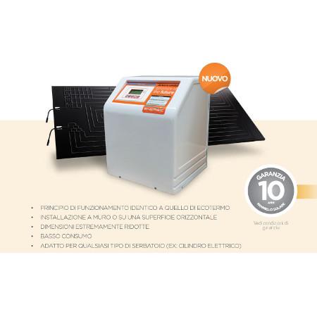Solare copertina Termodinamico SOLAR BOX