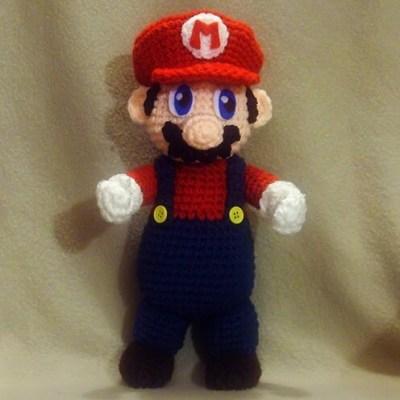 Mario Plushie