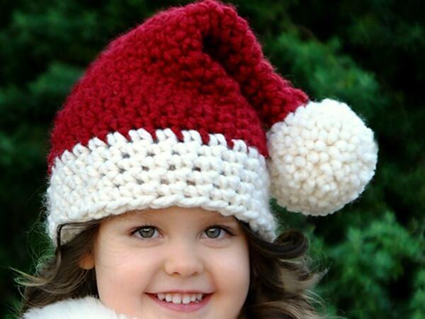 The Santa Baby Hat