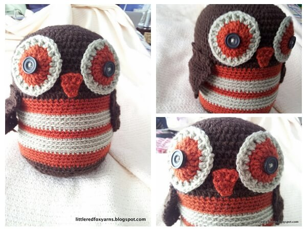 Lucy's Owl