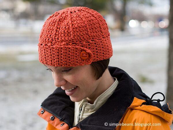 Durango + Robin's Blue Egg Crochet Hat