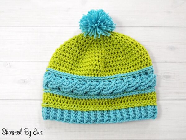 Uptown Cable Beanie
