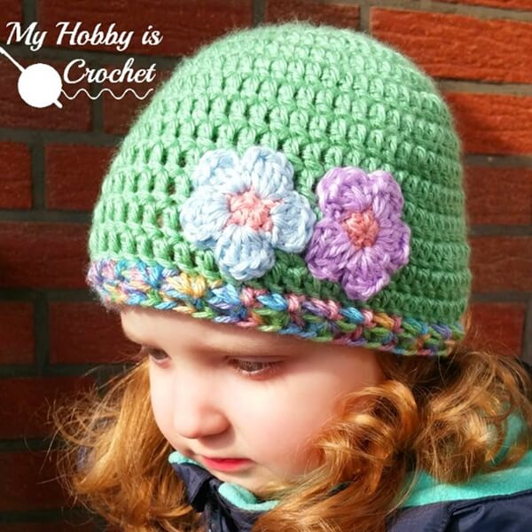 Touch of Spring Free Crochet Pattern