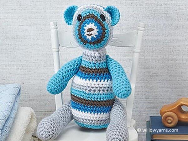 Stripy Teddy