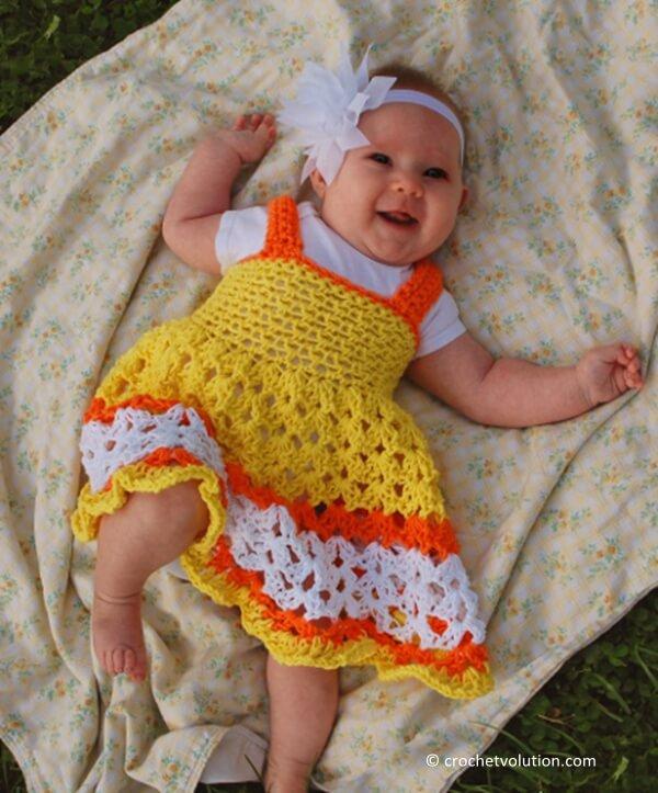 Sunshine Baby Dress