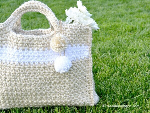 Big Easy Crochet Bag