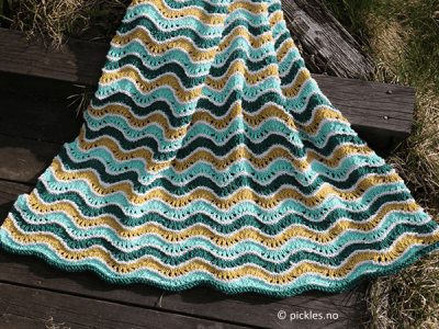 Wiggle Blanket