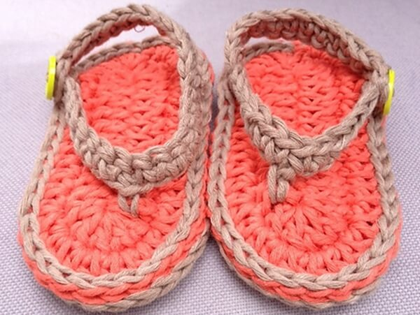 Chubby Baby Flip-Flop Sandals