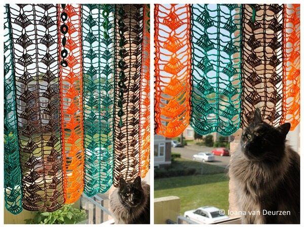 Colorful Curtain