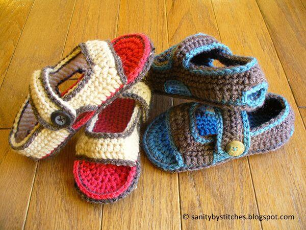 Toddler Two Strap Sandals