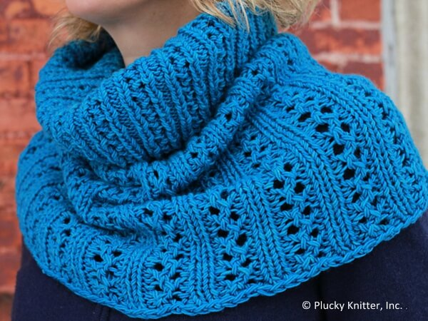 Cryin' Icicles Cowl