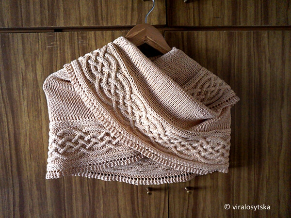 Celtic Myths Shawl