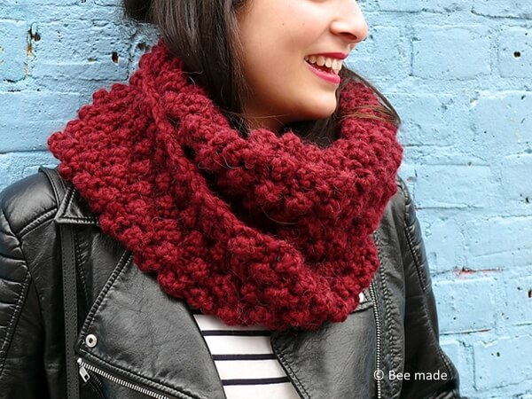Oxford cowl
