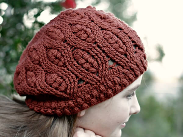 Frostberry Hat