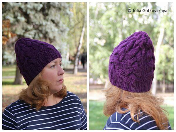Simple Cables Hat