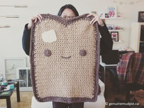 Make a Toasty Blanket