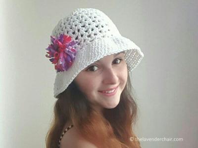 Valerie's Summer Sun Hat