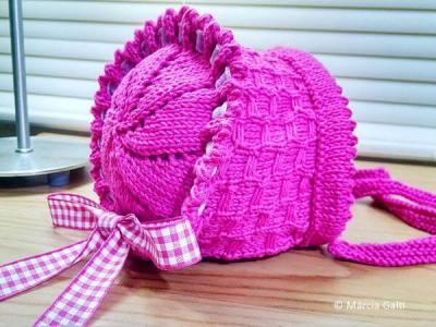 Bonnet Camponesa