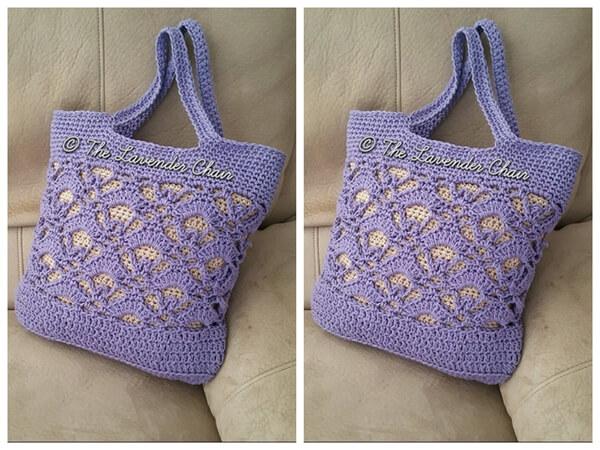 Gemstone Lace Market Bag