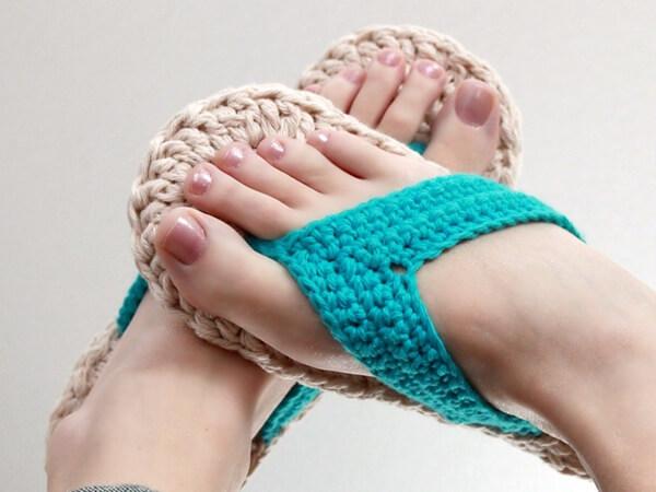 Summer Flip Flops